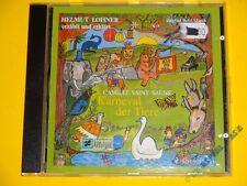 *CD* Märchen - Der Karneval der Tiere * Teldec * Camille Saint-Saens *