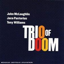 Trio of Doom - Trio of Doom: John McLaughlin Jaco Pastorius Tony [New CD]