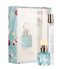 MIU MIU L'eau Bleue Eau de Parfum Rollerball ~ 0.25 Fl Oz /.33 OZ Gift 🎁 Box