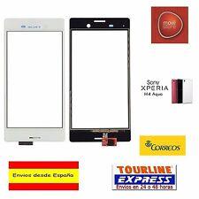 Pantalla Tactil digitalizador cristal Sony Xperia M4 Aqua E2303 E2306 blanco