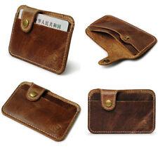 Fashion Men Women Money Clip Slim Credit Card ID Holder Wallet Money Cash Holder