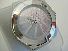Swiss Made Ladies SWATCH IRONY `Star Sign` Watch Ex-Display BOXED  Model YNS110