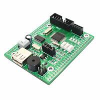 MSP430F149 microcontroller system board development board USB BSL downloader