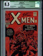 X-Men #17 (1966) CGC Green Label 8.5 VF+