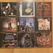 CD Sammlung 36 Stück Metal Hardrock Westernhagen Comedy Pop