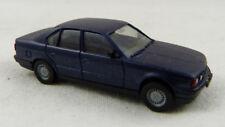 BMW 535 i blau Herpa 1:87 H0 ohne OVP [SP11]