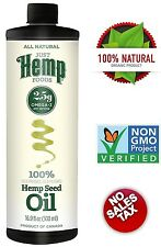 Organic Cannabis Hemp Oil Stress Pain Relief Sleep Help Psoriasis Acne Skin Care