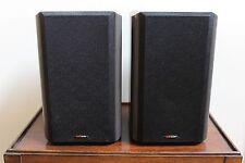 Polk Audio LSi7 Bookshelf Speakers Bi-Wire / Bi-Amp Capable