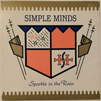 SIMPLE MINDS SPARKLE IN THE RAIN LP VIRGIN 1983 NEAR MINT PRO CLEANED