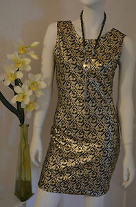 Kleid Tunika Cocktailmode Elegant