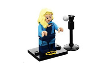 Lego Black Canary 71020 The LEGO Batman Movie Series 2 Minifigure