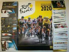 PANINI Tour De France 2020 CARDS & STICKERS QTYS 10, 20, 30, 40, 50 LOOSE