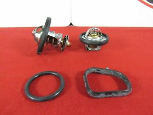 DODGE CHRYSLER JEEP 1.8L 2.0L 2.4L WORLD ENGINE THERMOSTAT KIT NEW OEM MOPAR