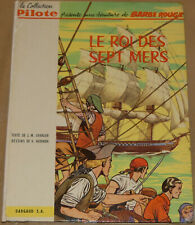 BARBE ROUGE -2- / Le roi des sept mers / EO 1962 / BE-