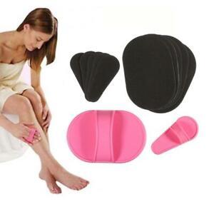 Satin Pure Peeling und Enthaarungspads, Haarentfernung pad Haar Entfernung Pad++