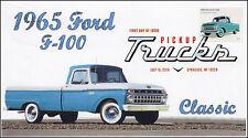 016, Pickup Trucks, 1965 Ford F100, DCP, 16-206