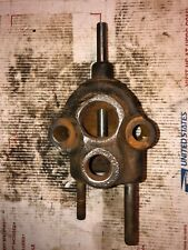 2hp Headless Witte Valve Cage Hit Miss Stationary Engine