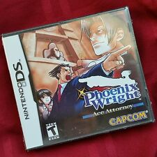 *FACTORY SEALED* Phoenix Wright: Ace Attorney (Nintendo DS, 2005) DSi 2DS 3DS XL