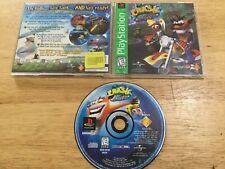 Crash Bandicoot 3: Warped (Sony PlayStation 1, 1998) ~Complete~ [Fast Free Ship]