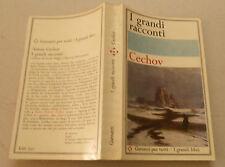 1965c = I GRANDI RACCONTI = CECHOV..TASCABILI.. GARZANTI. ETNA