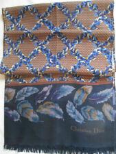 Écharpes et châles Dior en soie pour femme