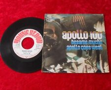 "Single 7"" Apollo 100 - Besame Mucho / Apollo goes west"