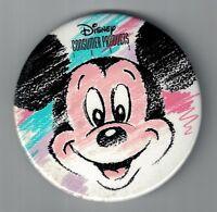 "Vintage 3/"" Walt Disney/'s World on Ice Pinback Button NOS  #3"