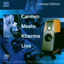 Carmen Meets Kharma Live - STS Digital Limited Edition SACD