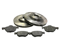 FOR HONDA ACCORD MK7 2.0 2.2 2.4 FRONT BRAKE DISCS AND PADS 2003 TO 2008 300MM