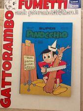 Super Pinocchio N.9 Anno 75 Edicola