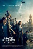 Maze Runner: The Death Cure (4K Ultra HD/Blu-ray, 2018, 2-Disc Set)
