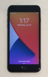TESTED SPACE GRAY GSM UNLOCKED APPLE iPhone 8 PLUS, 64GB A1897 MQ8T2LL/A T95P