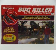 Burgess 16960110N 960 Electric Insect Fogger NIB (K6)