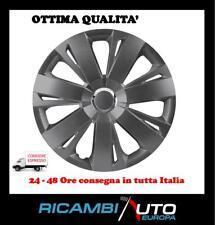 """4 x Strat RUOTA consente RITAGLIARE Hub maiuscole 13/"""" copre si adatta Chevrolet Aveo Kalos Matiz"""