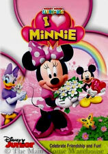 Disney Minnie Mouse Birthday Party Mickey Mouse Clubhouse I Heart Minnie on DVD