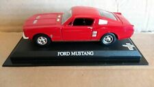 FORD MUSTANG SCALA 1/43