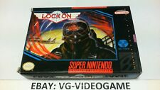 LOCK ON  SNES VERSIONE AMERICANO