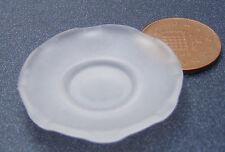 Échelle 1:12 verre opaque fruit plat maison de poupées miniature cuisine accessoire G4a