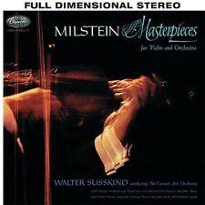 Nathan Milstein - Milstein Masterpieces For Violin & Orchestra Vinyl LP APC8528