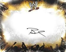 BOBBY ROODE 8X11 WWE AUTOGRAPH MAT PRO WRESTLING SUPERSTAR
