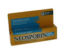 Neosporin Plus Pain Relief Antibiotic/Pain Relieving Ointment, 0.5oz, New