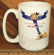 Walt Disney World 30th Anniversary Souvenir Disney Parks Coffee Mug Tea Cup L@@K