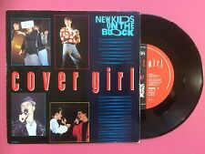 New Kids On The Block - Cover Girl / Stop It Girl, CBS Block 5 Ex Condition