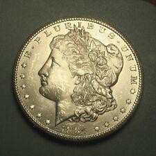 Stunning 1884-CC Morgan Dollar Silver Coin ~ GEM BU ~ (#267)