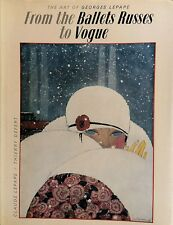 LEPAPE - From the Ballets Russes to Vogue. The art of Georges Lepape. 1983