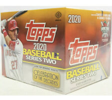 Topps Series 2 Baseball Jumbo Box