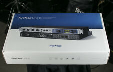 RME FIREFACE UFX II W/ ARC USB CONTROLLER