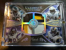 2008 UD Ultimate patch Adrian Peterson Tomlinson Jackson Westbrook #/20 non auto