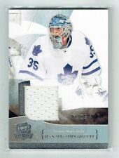 10-11 UD The Cup  Jean-Sebastien Giguere  1/25  First Card  Jersey