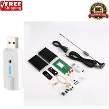 Kit de Hágalo usted mismo 100KHz-1.7GHz FM DSB UV HF RTL-SDR USB Sintonizador Receptor R820T+ RTL2832U su